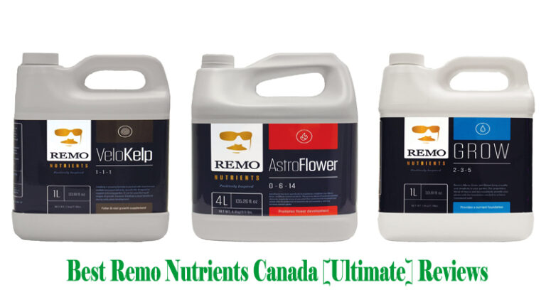 Best Remo Nutrients Canada [Ultimate] Reviews