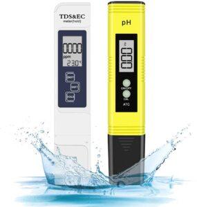 Eletorot PH TDS meter