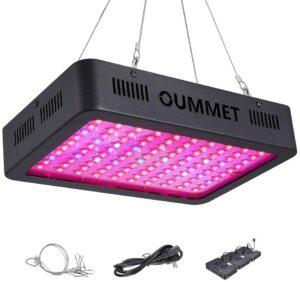 OUMMET 1000W Plant Growing LED Grow Light