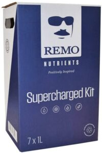 Remo Nutrients RN70010 Remo's 1L Supercharged Kit Nutrient