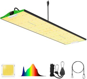 VIPARSPECTRA Newest Pro Series P4000 LED Grow Light