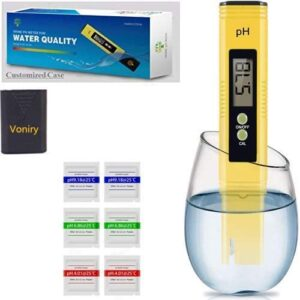 Voniry digital pH meter