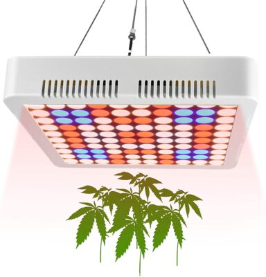 Grow Lights Heat Vents