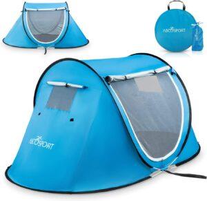 ABCO Tech Sun Shelter Beach Tent