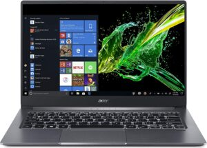 Acer Canada Acer Swift 3 Ultra Slim and Light Laptop