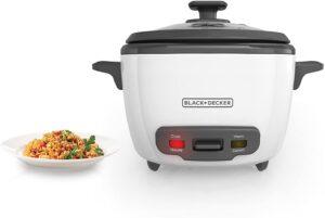 BLACK+DECKER RC516C 2-in-1 Rice Cooker