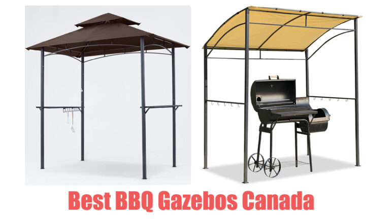 Best BBQ Gazebos Canada