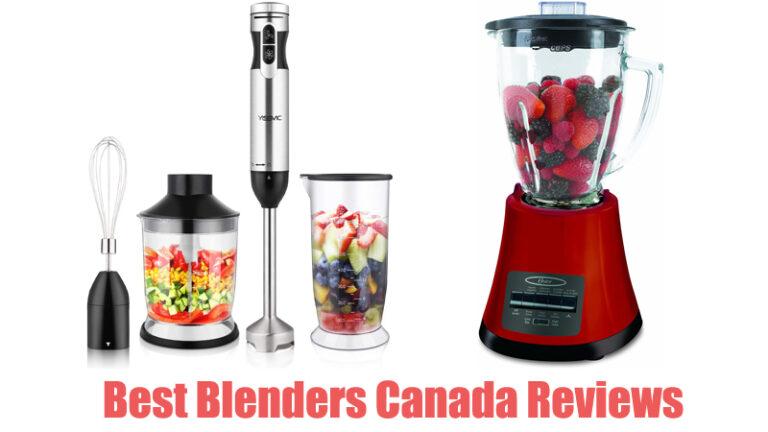Best Blenders Canada Reviews