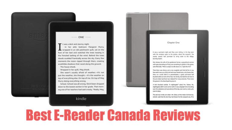 Best E-Reader Canada Reviews
