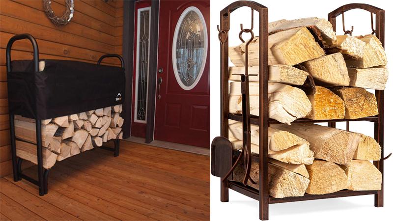 Best Firewood Storage Canada Reviews