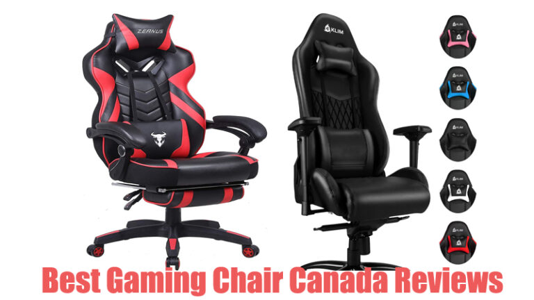 Best Gaming Chair Canada Reviews
