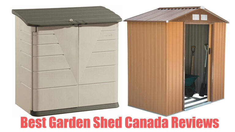 Best Garden Shed Canada Reviews