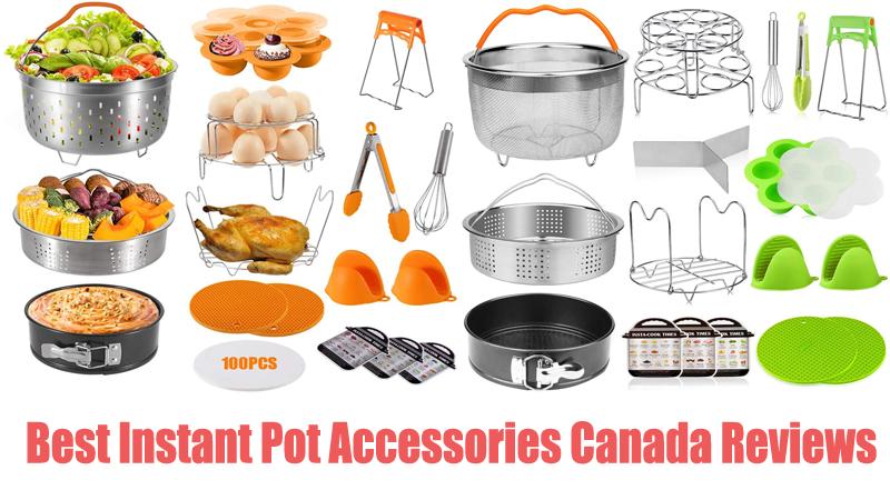 Best Instant Pot Accessories Canada Reviews