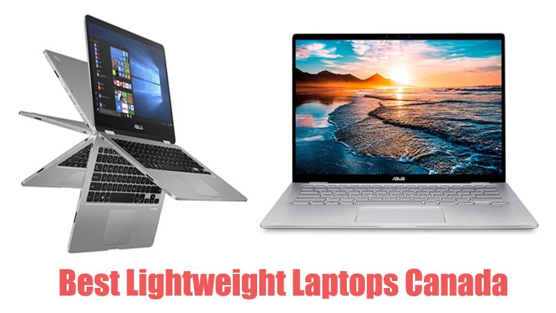 Best Lightweight Laptops Canada