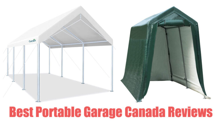 Best Portable Garage Canada Reviews