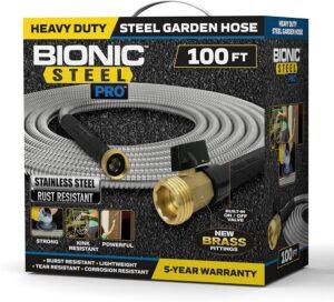 Bionic Steel PRO Garden Hose