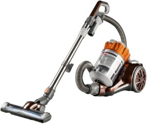 Bissell 1547 Hard Floor Expert Multi-Cyclonic Bagless Canister Vacuum