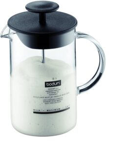 Bodum 1446-01US4 Latteo Milk Frother
