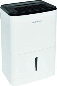 Frigidaire FFAD5033W1 Portable Dehumidifier