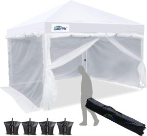 Goutime Easy Pop-Up Canopy
