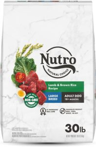 NUTRO NATURAL CHOICE Large Breed Adult Dry Dog Food