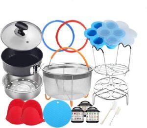 Pressure Cooker Accessories Compatible with Instant Pot 6 Qt