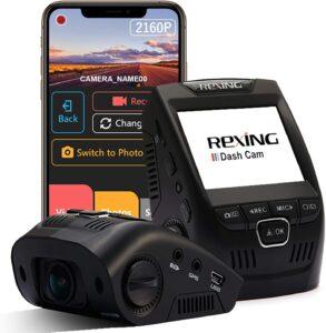 Rexing V1-4K Ultra HD Car Dash Cam