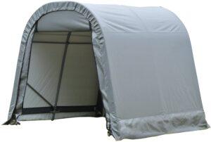 ShelterLogic ShelterCoat Round Garage: