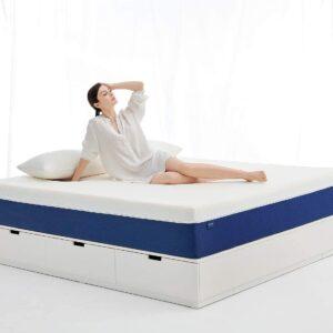 Twin Mattress, Molblly 6 inch Gel Memory Foam Mattress