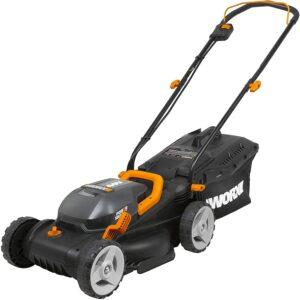 """WORX WG779 40V 14"""" Lawn Mower"""