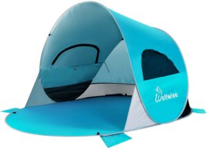 WolfWise Easy Pop-Up Beach Tent